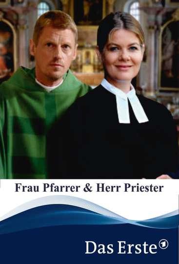Frau Pfarrer & Herr Priester poster