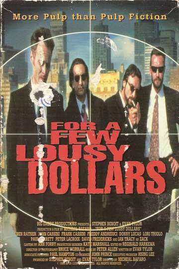 For a Few Lousy Dollars poster