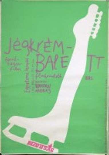 Jégkrémbalett poster