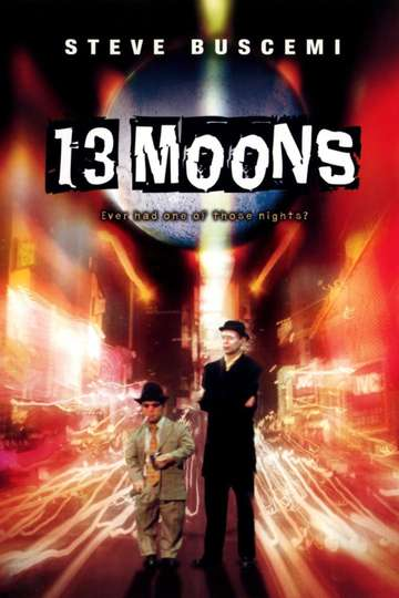 13 Moons poster