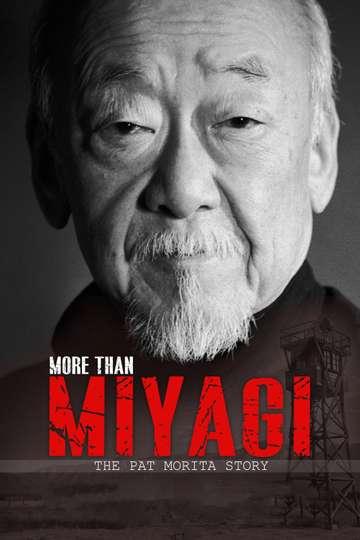 More Than Miyagi: The Pat Morita Story poster