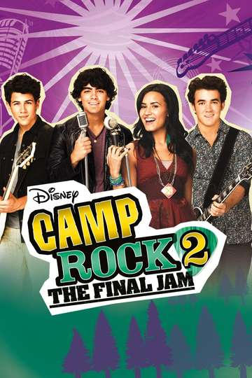 Camp Rock 2 The Final Jam 2010 Stream And Watch Online Moviefone