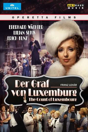 The Count of Luxembourg poster