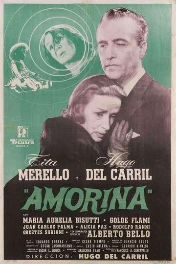 Amorina poster
