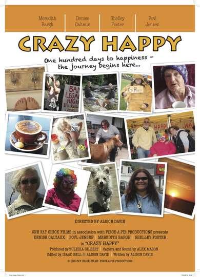 Crazy Happy poster