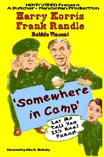 Somewhere in Camp poster