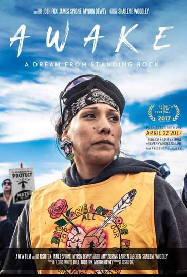 Awake, a Dream from Standing Rock poster