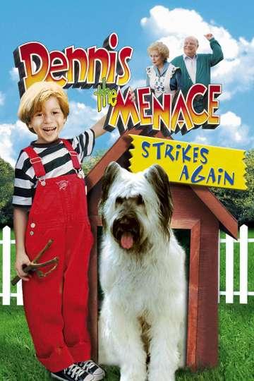 Dennis the Menace Strikes Again! poster