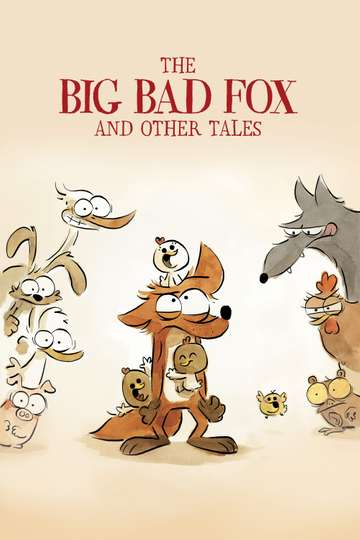 The Big Bad Fox and Other Tales poster