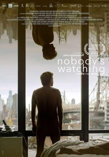 Nobody's Watching poster