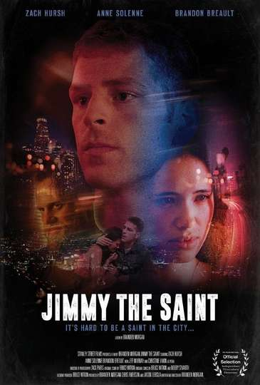 Jimmy the Saint poster