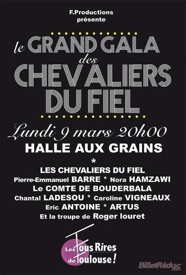 Le grand gala des Chevaliers du Fiel