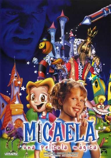 Micaela, una película mágica poster