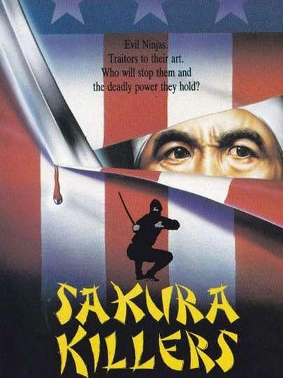 Sakura Killers poster