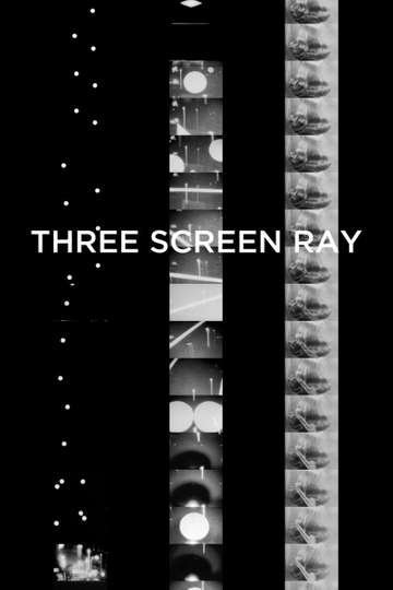 Three Screen Ray poster