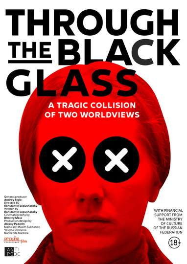 Through the Black Glass poster