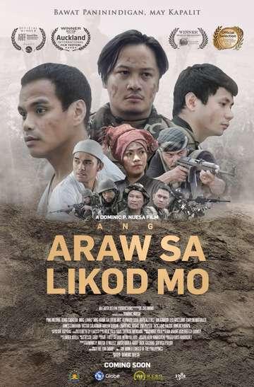 Ang Araw sa Likod Mo poster