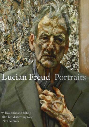 Lucian Freud: Painted Life poster
