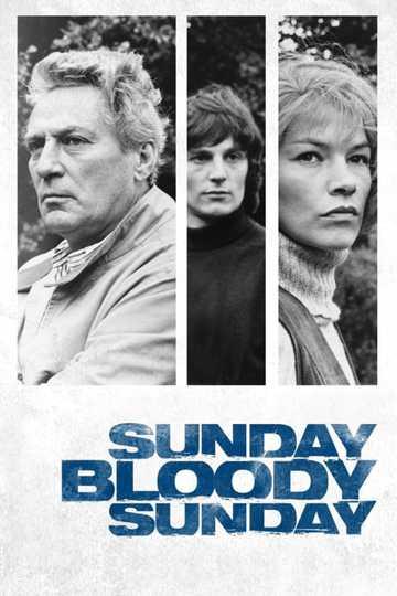 Sunday Bloody Sunday Poster