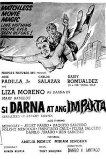 Darna and the Evil Twins poster