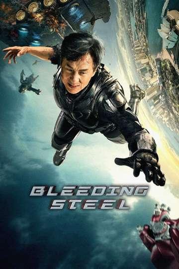 Bleeding Steel poster