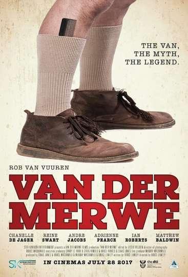 Van der Merwe poster