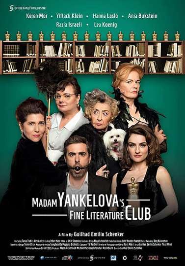 Madam Yankelova's Fine Literature Club poster