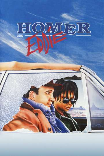 Homer and Eddie poster