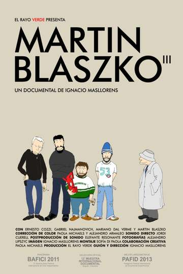 Martin Blaszko III poster
