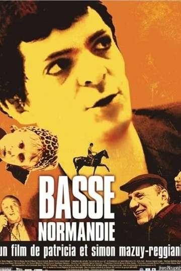 Basse Normandie poster