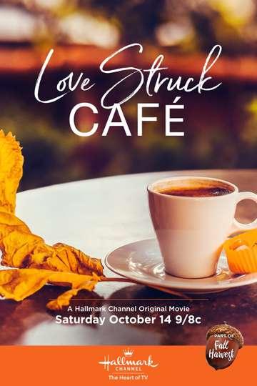 Love Struck Café poster