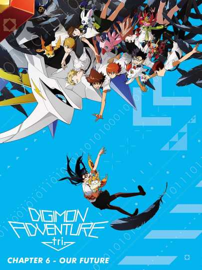 Digimon Adventure Tri 6 Stream