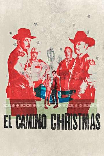 El Camino Christmas poster