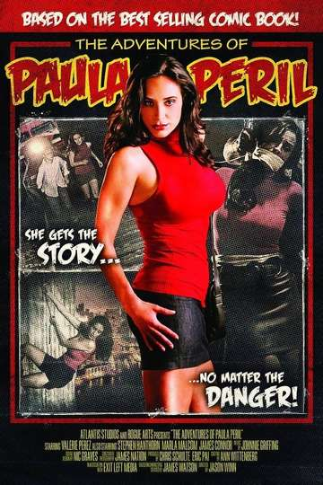 The Adventures of Paula Peril poster