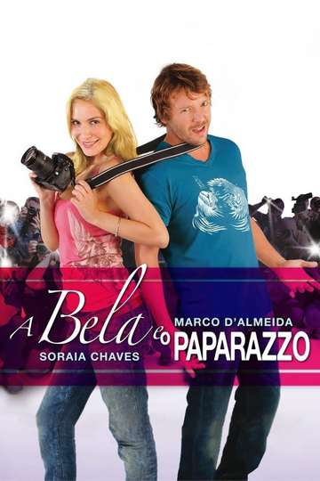 The Beauty and the Paparazzo poster
