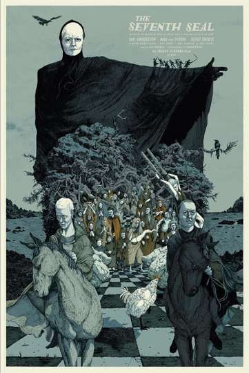 The Seventh Seal poster