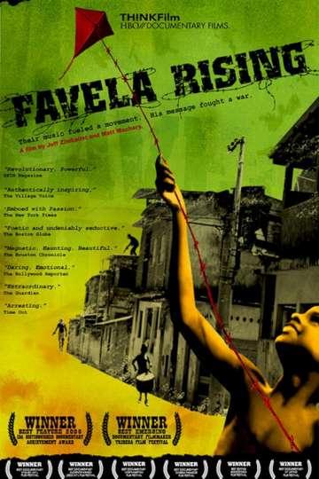 Favela Rising poster