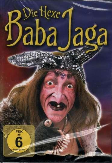 Die Hexe Baba Jaga poster