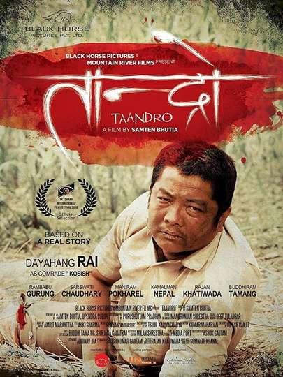 Taandro poster