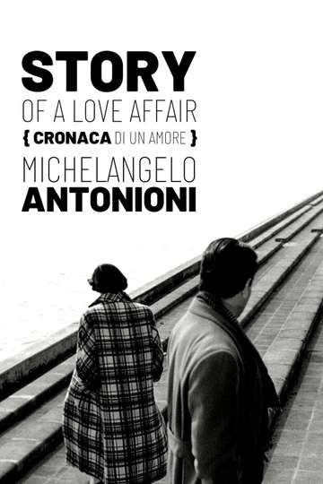 Story of a Love Affair poster