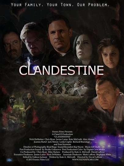 Clandestine poster