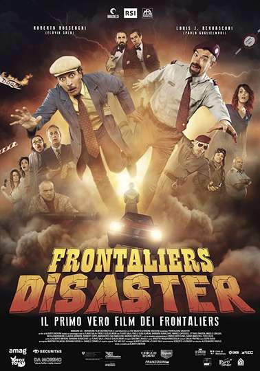 Frontaliers disaster poster