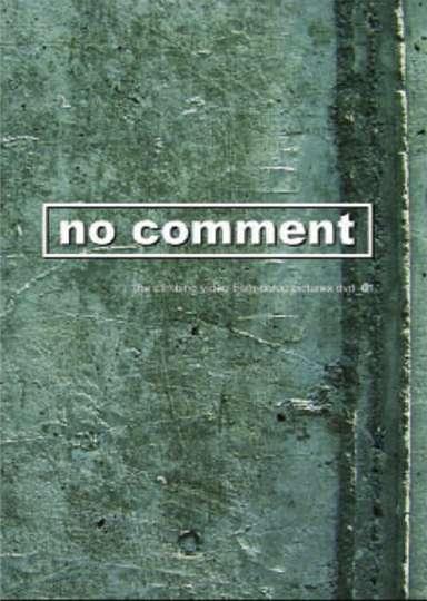 No Comment poster