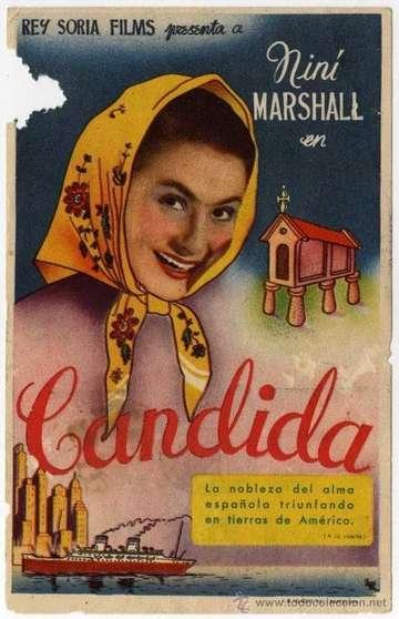 Cándida poster