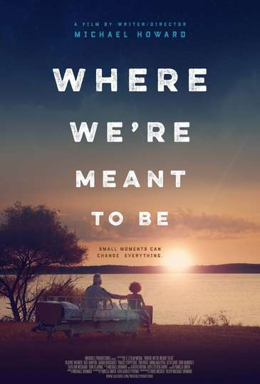 Where We're Meant to Be poster