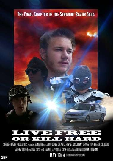 Live Free or Kill Hard poster