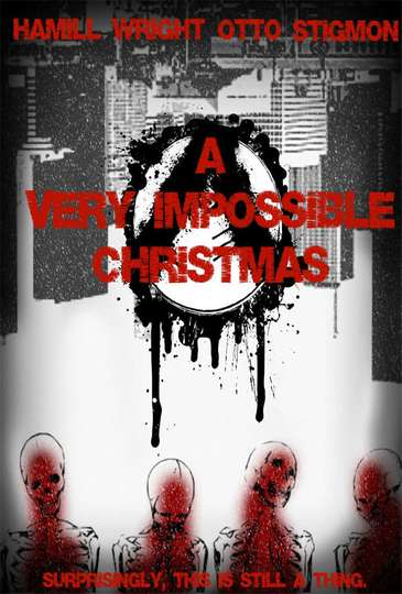 A Very Impossible Christmas poster