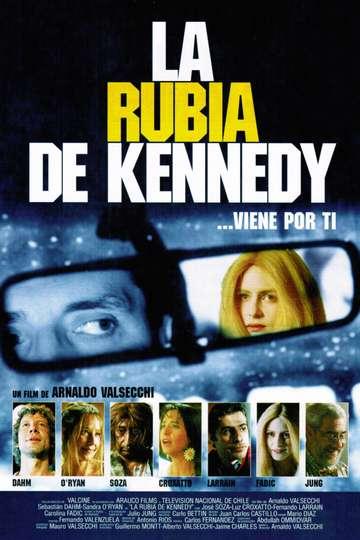 La rubia de Kennedy poster