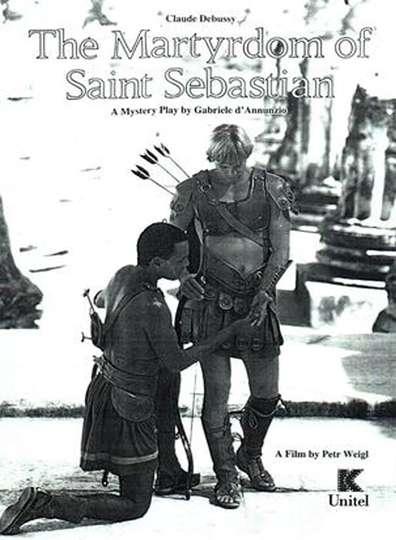 The Martyrdom of St. Sebastian poster