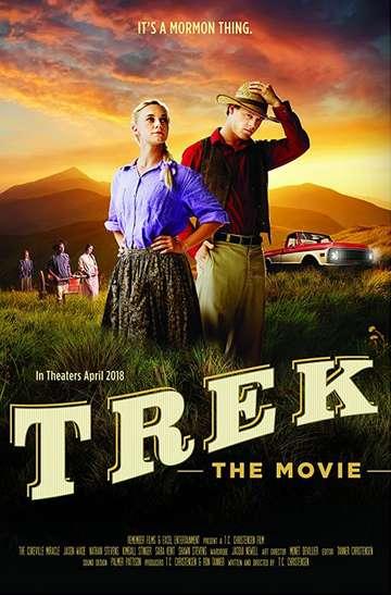 Trek: The Movie poster
